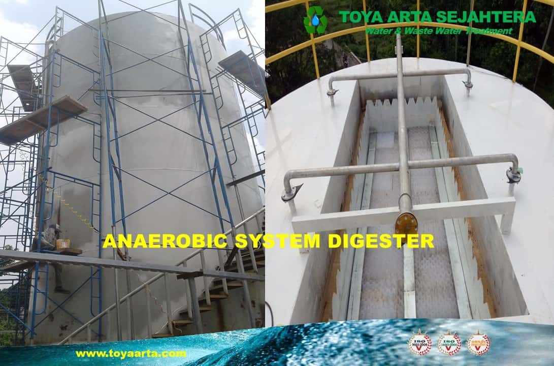 anaerobic system Digester