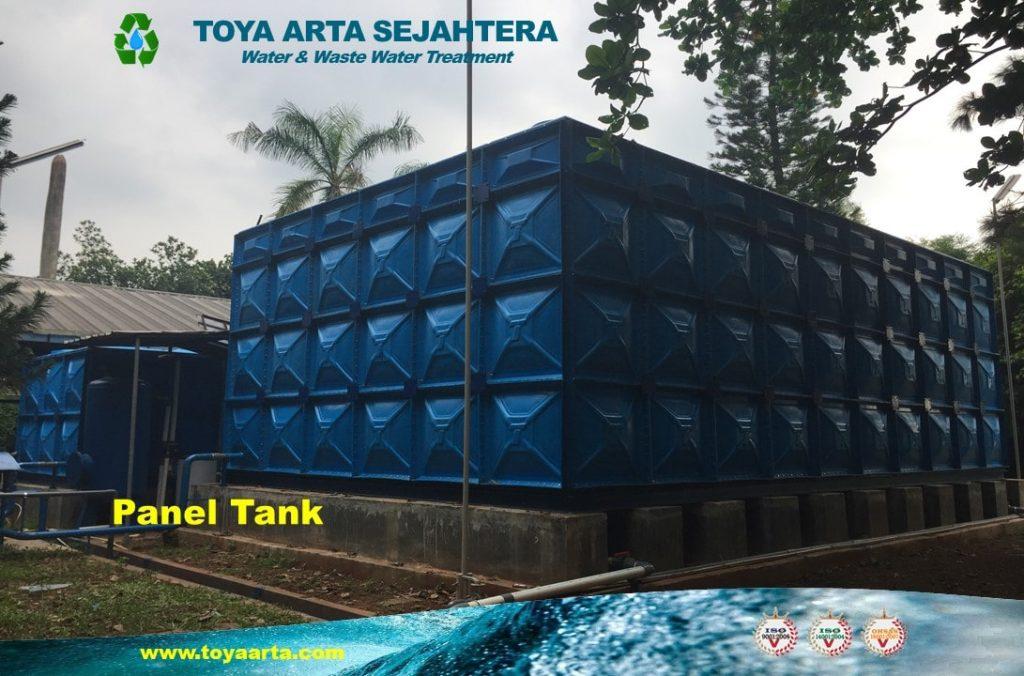 panel tank