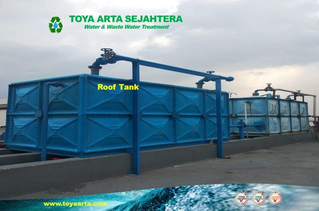 roof tank