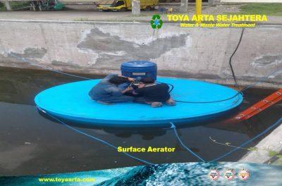 surface jet aerator