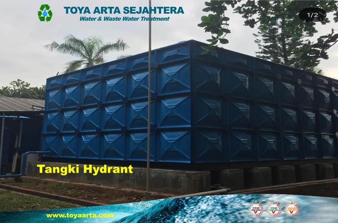 tangki hydrant
